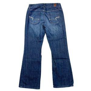 American Eagle Outfitters Jeans - AEO Favorite Boyfriend Jeans SZ: 6 Short